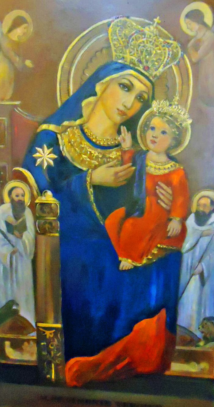 Icon of Our Lady